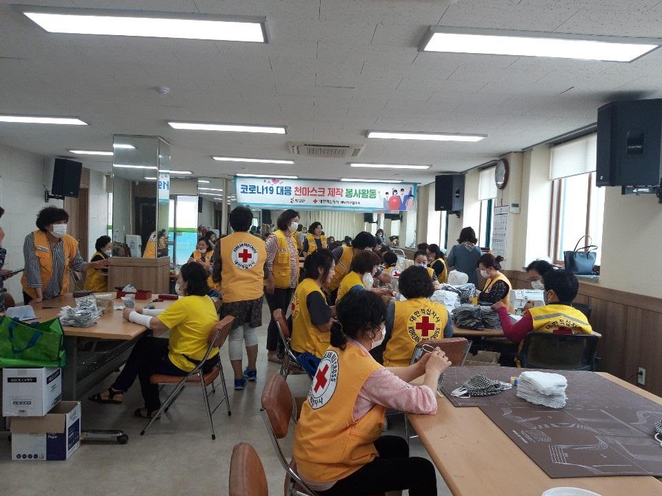 해남군, 대한민국 자원봉사대상 행정안전부장관상 수상