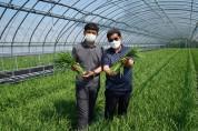 해남군 땅끝부추영농조합, 세계농수산업기술상 대상 수상