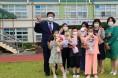 해남교육지원청, 훈훈한 정(情) 담은 전남농산어촌 유학마을 인증패 게시식 및 유학생 환영 간담회