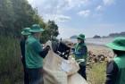 해남군새마을직공장협의회, 해양쓰레기 수거 봉사활동
