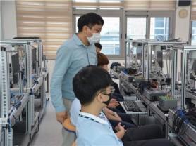명품 해남공고!! 2020년 스마트공장 거점학교 선정