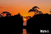 해남 땅끝마을 맴섬 일출, 10월 24일부터 '장관'