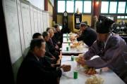 해남향교, 미수(88세) 원로 모시고 기로연 행사 가져