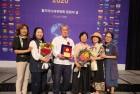 송우종 전통주 명인, 2020년 세계명인 선정