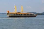 40억 들인 해남 우수영 '울돌목 거북배' 애물단지로 전락