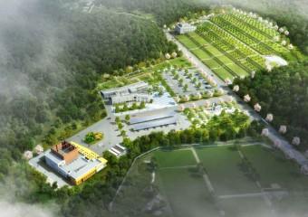 해남군 남도광역추모공원, 4월 25일 개원