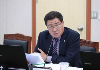 조광영 도의원, 무상급식 어린이집까지 확대해야