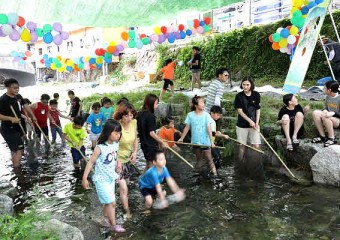 해남천 '물축제'는 계속되어야 한다