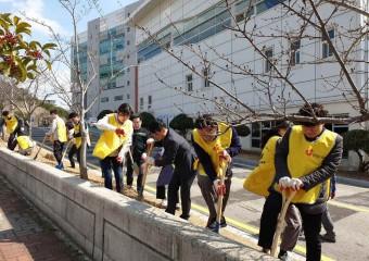 전남교육청, 제74회 식목일 기념 나무심기 행사